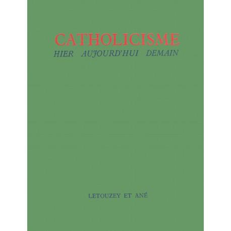 Catholicisme Tables vol. XVI A-K relié