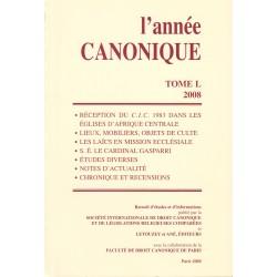 L'année canonique L (2008)
