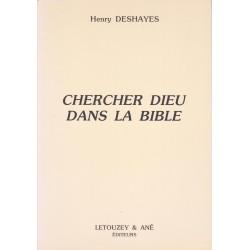 Chercher Dieu dans la Bible