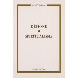 Défense du spiritualisme