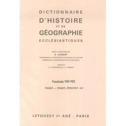 Episcopologe français des temps modernes (1592-1973)