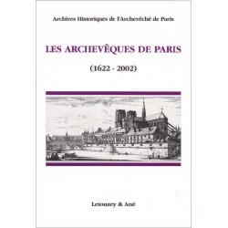 Les archevêques de Paris