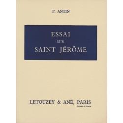 Essai sur Saint Jérôme