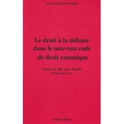 Le droit à la défense dans le nouveau code