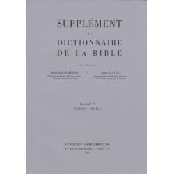 Supplément au Dictionnaire de la Bible, fasc. 79