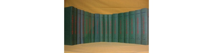L'encyclopédie en 15 volumes