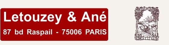 Editions-Librairie Letouzey & Ané
